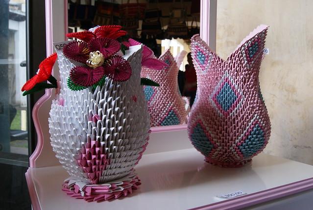 Manualidades de papel y lana flickr photo sharing - Manualidades en lana ...