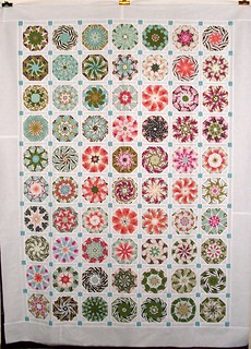 T-Fresh Flowers | by Linda Rotz Miller Quilts & Quilt Tops