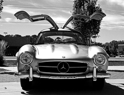 Mercedes-Benz 300SL Gullwing - 1954 | by RyCo Photography