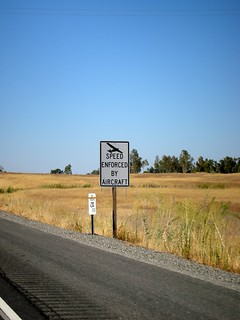 Speed enforced by aircraft | by code.monk