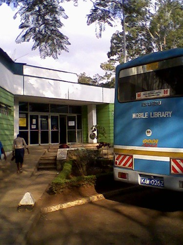 Nat.Libraray Nairobi | by radio continental drift