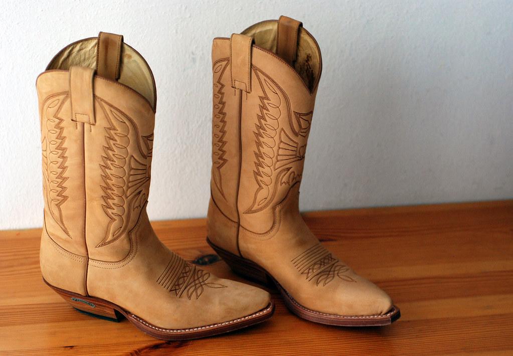 Sendra-boots-2 | My new Sendra Cowboy Boots. | gtyrant | Flickr
