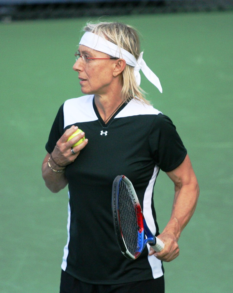 Martina Navratilova - Women's Day 2016