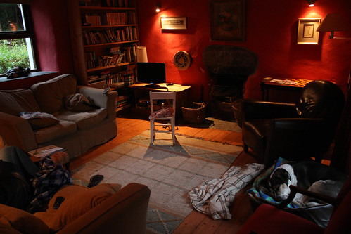 Cosy Living Room Minimalist