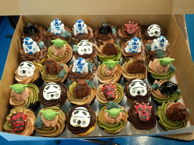 Star Wars Birthday Cake Site Sainsburys Co Uk