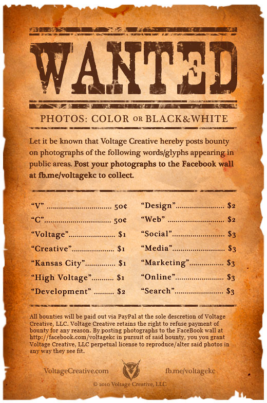 Words wanted Poster Agency Paying Cash Bounty for Word P – Wanted Poster Word Template