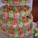 Super Mario Bros & 1UP Mushrrom Wedding Cupcake Tower