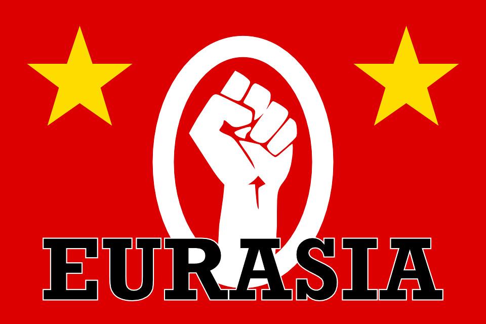 Eurasia flag