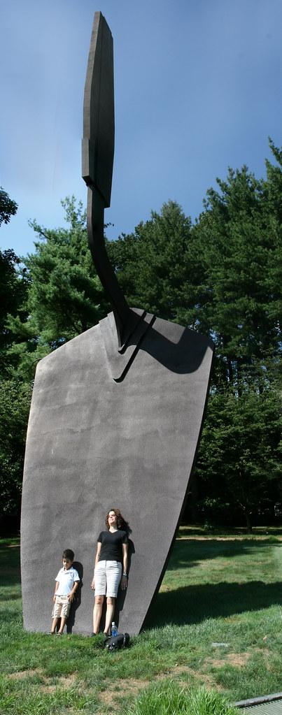 pepsico claes oldenburg giant trowel ii steve flickr. Black Bedroom Furniture Sets. Home Design Ideas
