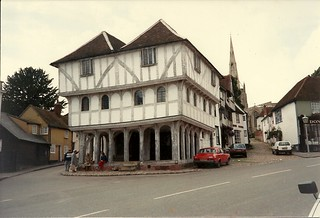 Guildhall, Thaxted, UK | by stoppuller