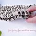 faux fur leopard scarf DIY -3-1