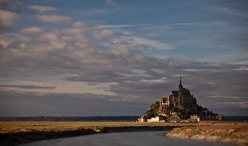 Mont St. Michel | by Donald Booth