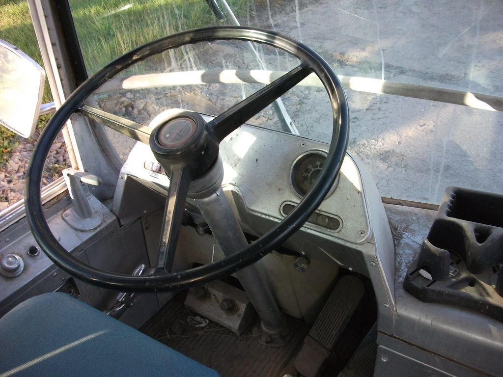 1966 Gm New Look Bus Dash A 1966 Gm New Look Bus Or
