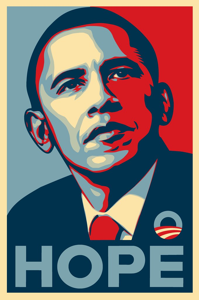 Obama Hope Poster hd Obama Hope Poster | by