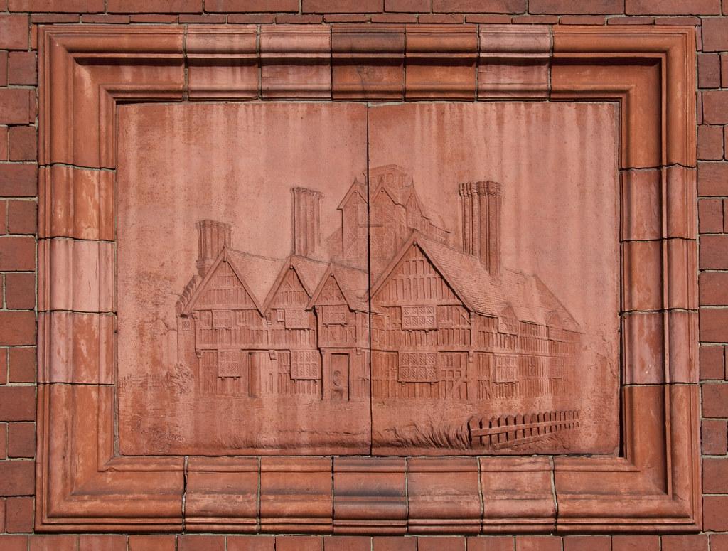West Bromwich Oak Lane Building History Grade  Listed Building