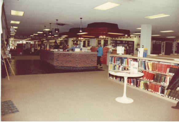 Ohio County Public Library, 1980s | - from collections of ...