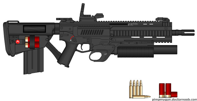 havelok 30 06 caliber ar back in my own style again i lo flickr