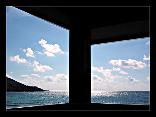 Windows onto the Sea | by ANGELA.Clik.Flickr
