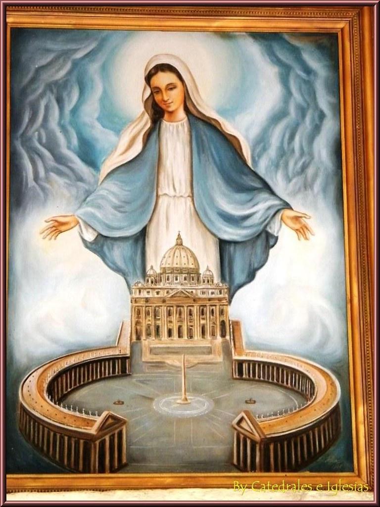 Resultado de imagen para Madre de la Iglesia.