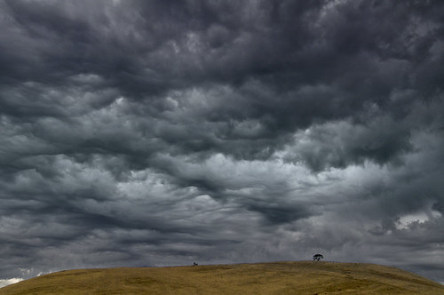 Storm Clouds over the Black Diamond Hills | by Matt Grans Photography