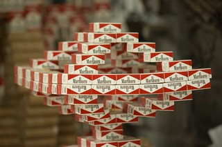 John Norwood Marlboro Pyramid Detail | by John Norwood