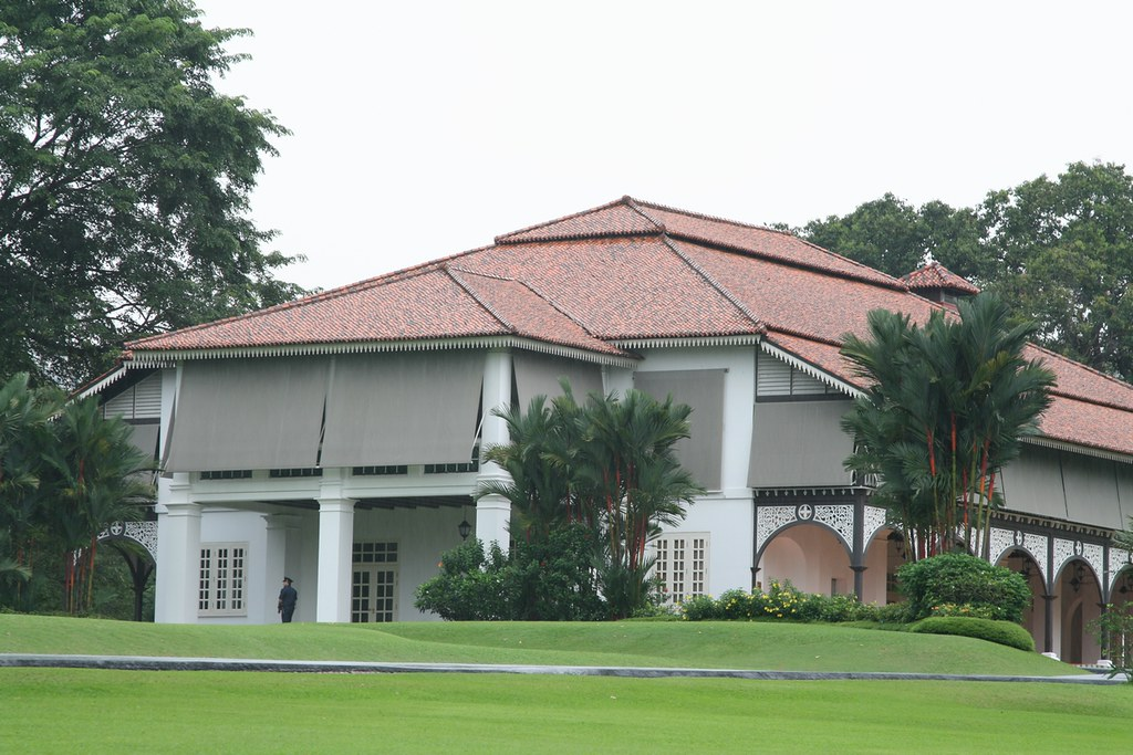 Istana Singapore-SRI TEMASEK | Flickr - Photo Sharing!