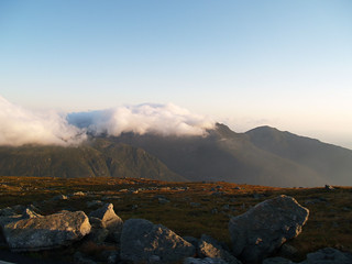 Summits are in the clouds | by Mt.Washington Auto Road
