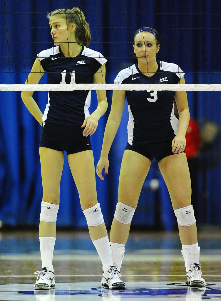 101009_CCSU_volleyball_7798 | 10/9/2010 St. Francis (N.Y ...