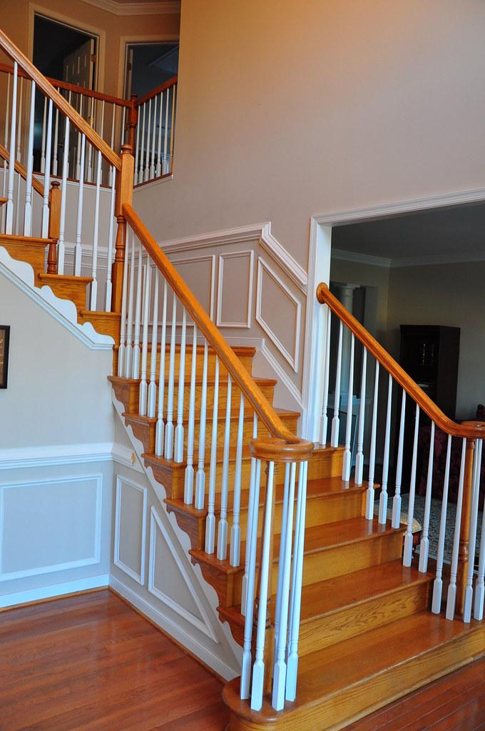 stair moldings | www.thefinishingcompany.net we are custom ...