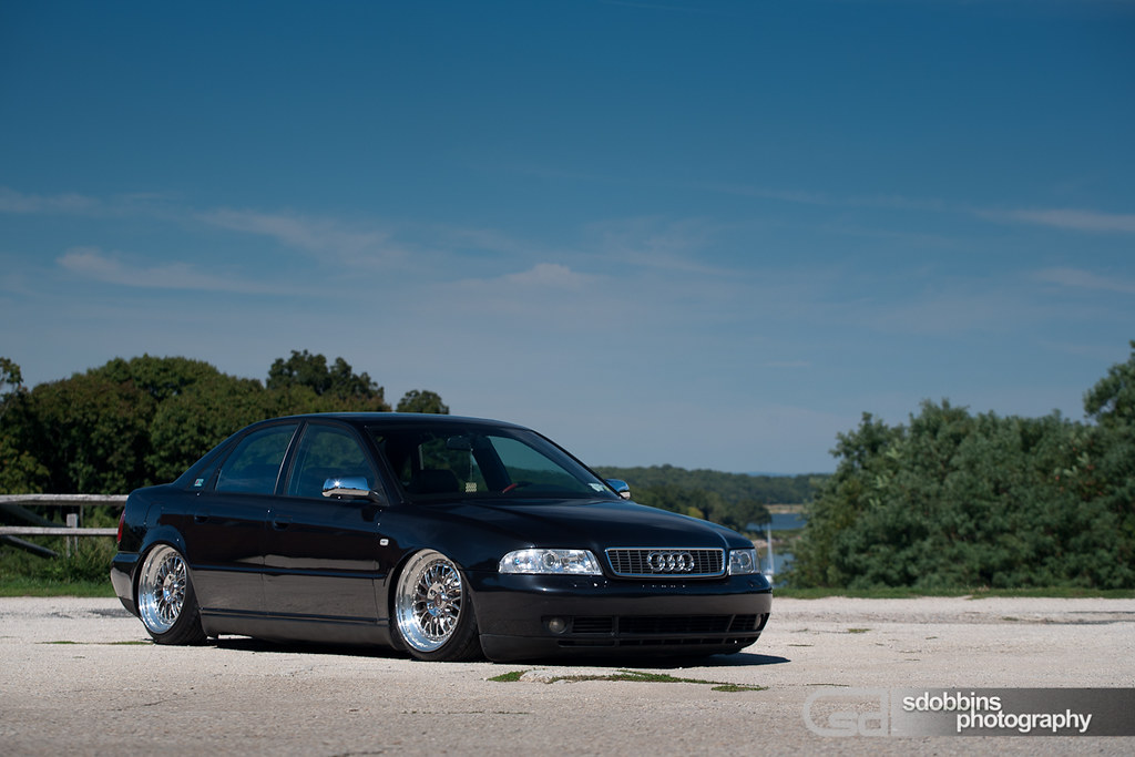 Paul S B5 Audi A4 On Polished 18 Quot Ccw Lm S 8498