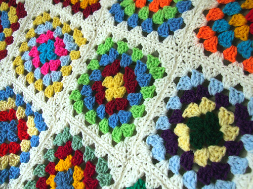 Granny Squares | by Wool n Hook