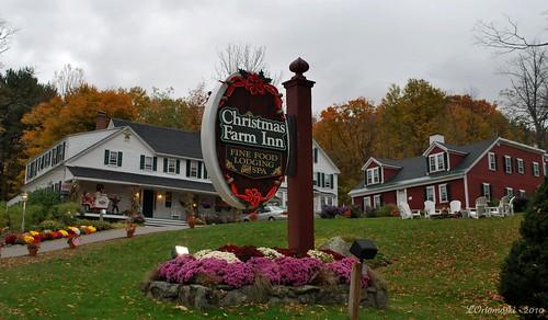 Christmas Farm Inn Linda Orlomoski