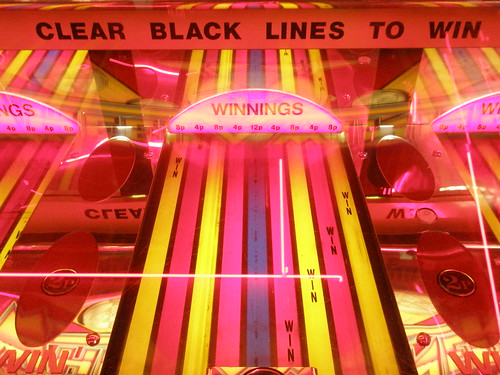 Clear black lines to win | by I like
