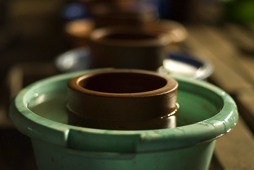Buckets and bowls | by World Bank Photo Collection