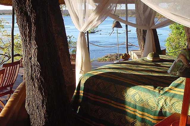 Tree House bedroom, Tongabezi | Flickr - Photo Sharing!