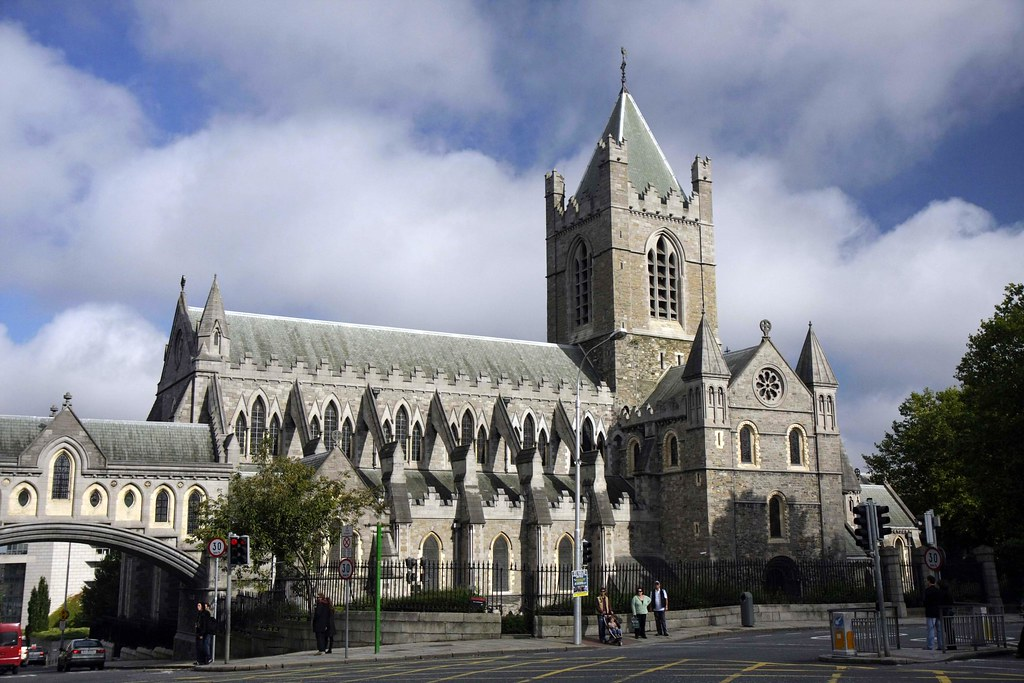Cathedral Dublin Ireland Cathedral Dublin