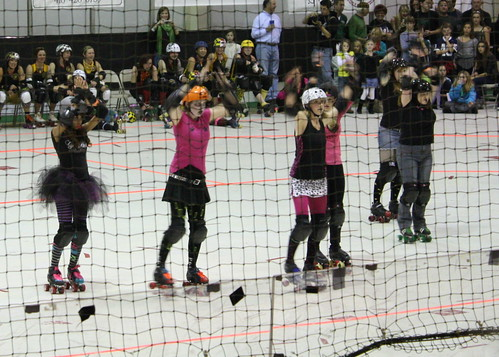 Charm City Roller Girls - Derby | by AlexRuz