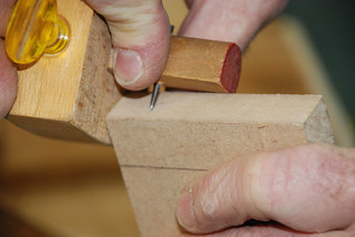 Common woodworking frame and box joints - This sequence of ...