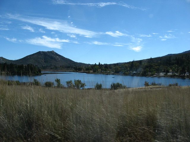 Lake cuyamaca s r 79 between i 8 and julian california for Lake cuyamaca fishing