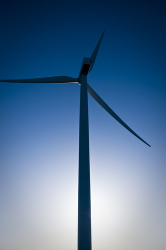 Wild Horse wind turbine | by Puget Sound Energy