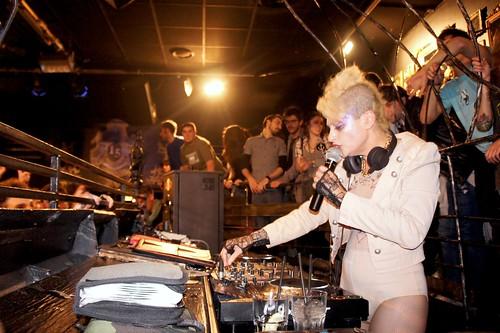Dj set goa club roma no future 12 novembre 2010 flickr