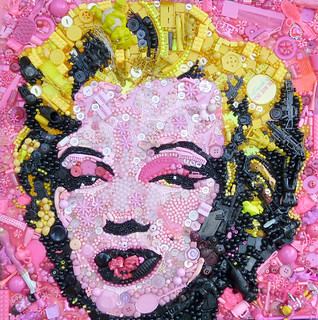 Warhol's Marilyn by Jane Perkins | by Artitute Art