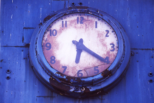 Day 262/365 - Time for a new clock | by Great Beyond