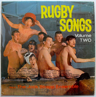 1960s RUGBY SONGS Volume Two JOCK STRAPP ENSEMBLE | by Christian Montone