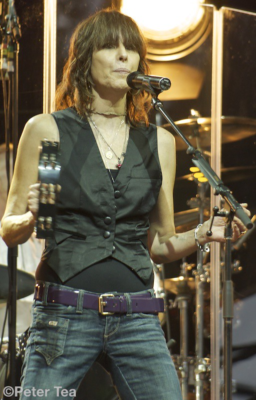 Chrissie Hynde Pretenders Day On The Green The