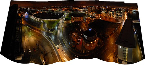 Glasgow, West End from Finnieston Crane | by Stephen Stills