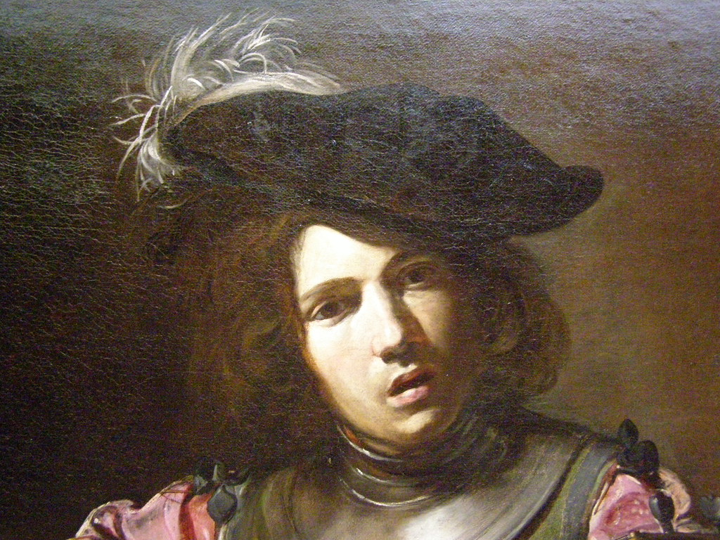 ... Valentin De Boulogne, The Lute Player, C 1626, Detail 2 | By DeBeer