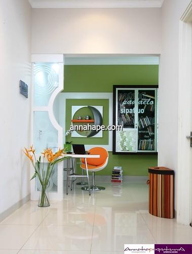 Membuat ruang baca dan perpustakaan pribadi di rumah flickr - Blog di interior design ...
