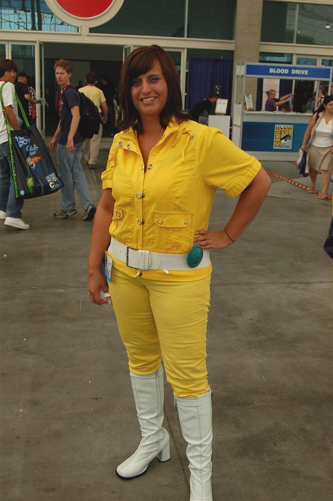 Nola Comic-Con (April 2010)   Convention Scene
