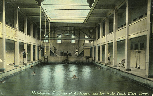 Natatorium Pool | by The Texas Collection, Baylor University